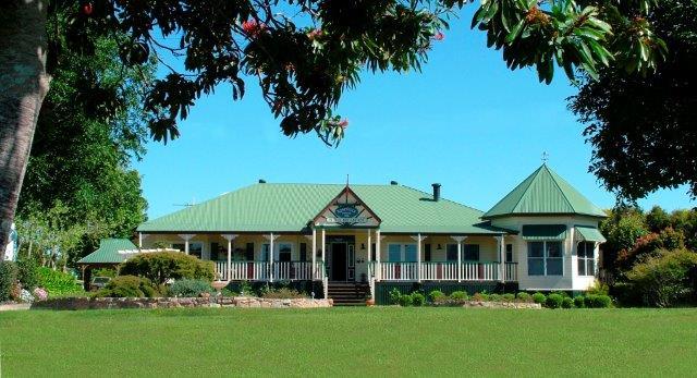 roseville house B&b Maleny Sunshine Coast