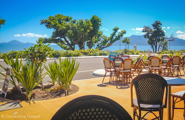 Cafe in Cardwell Queesland