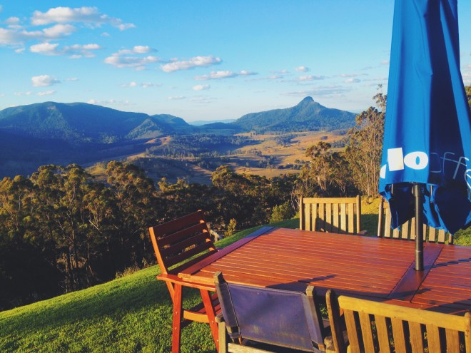 Spring Creek Mountain Cafe, Southern Queensland Country