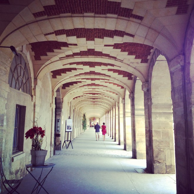 Place des Vosges Shopping, Paris