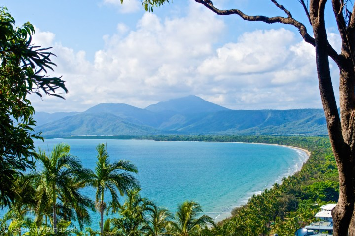 Four Mile Beach in Port Douglas Australia
