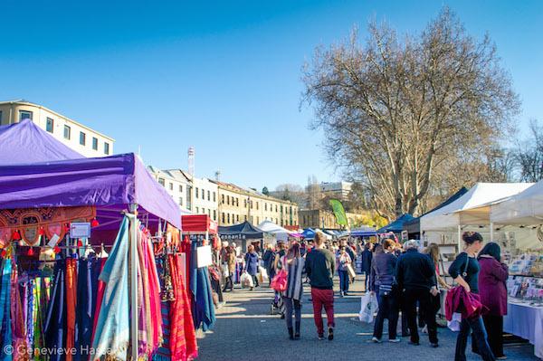 Salamanca Market Hobart