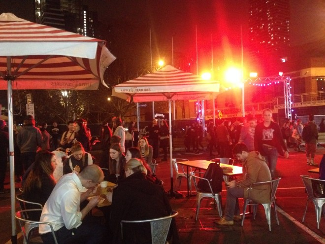 Queen Vic Night Markets Melbourne