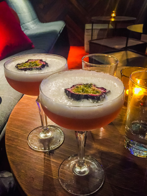 Image of cocktails at Ludlow Bar in Southbank, Melbourne