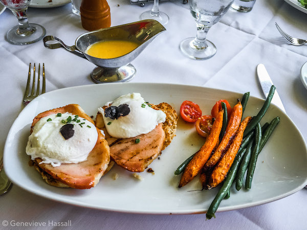 Brunch at the Boathouse Central Park