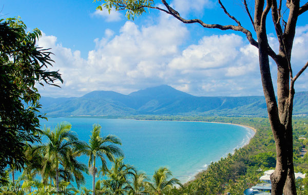 Four Mile Beach Lookout Port Douglas Queensland