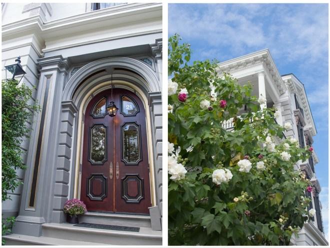 Battery Mansions in Charleston SC