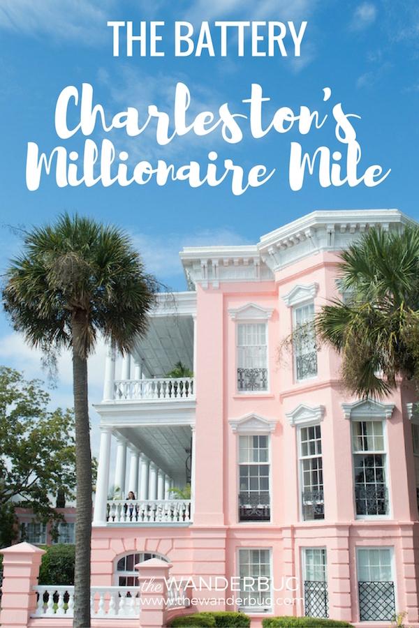 battery charleston's millionaire mile