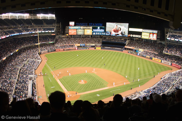 Yankees vs Red Sox at Yankee Stadium