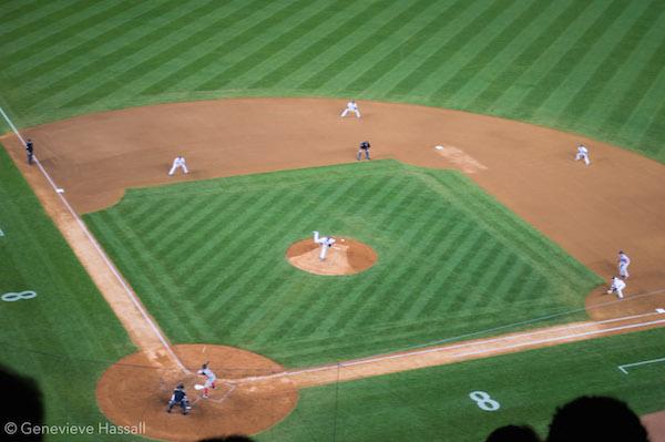 Yankees vs Red Sox at Yankee Stadium