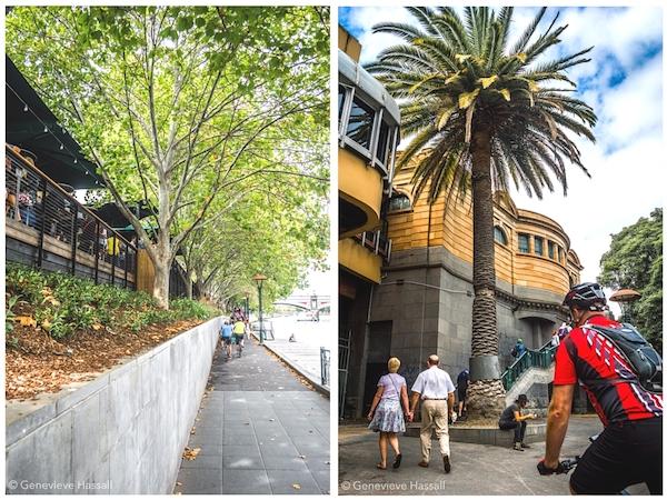 Melbourne Yarra Promenade