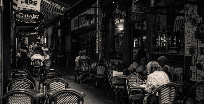 Melbourne's laneways and arcades
