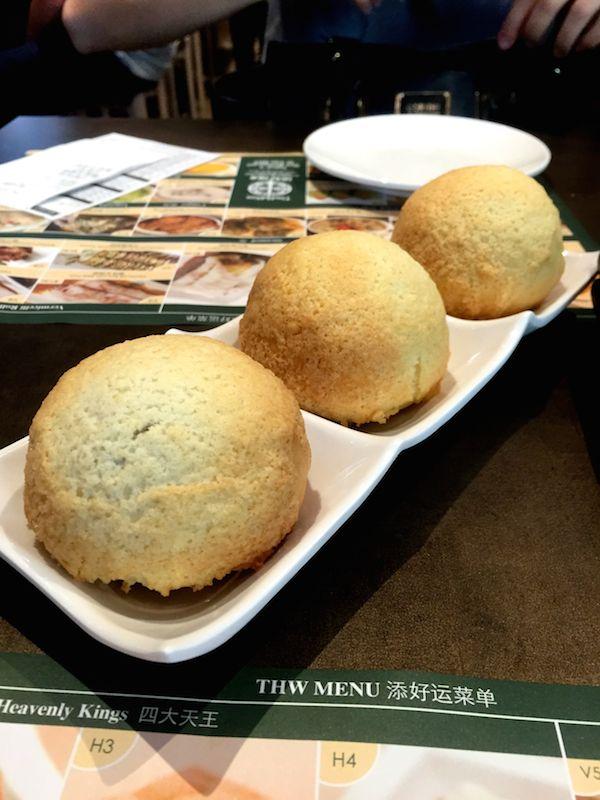 TIm Ho Wan Baked Pork Buns
