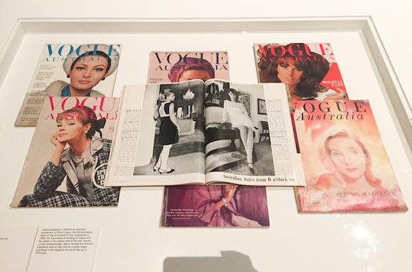Henry Talbot 1960s Vogue Fashion Australia NGV