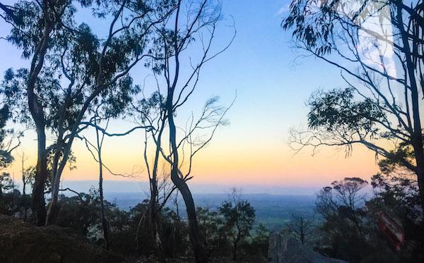 Mt Alexander Goldfields Victoria