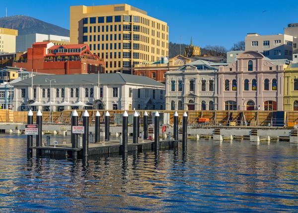 Hobart Waterfront tasmania