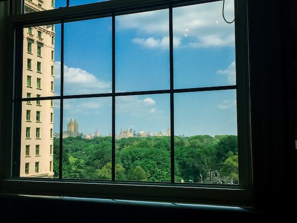 Views of New York City Bergdorf Goodman Restaurant Upper East Side NYC