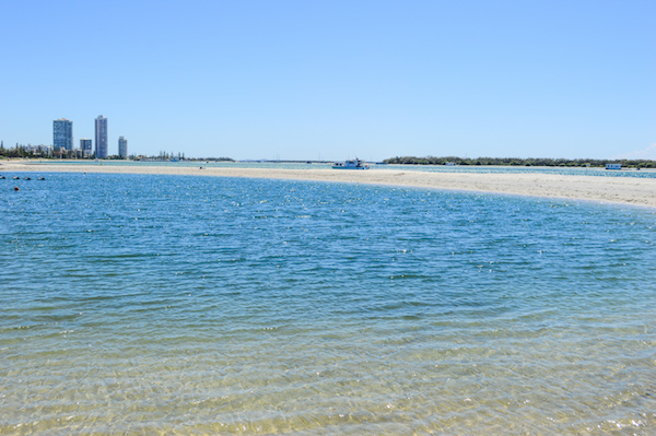 Image of Gold Coast Lagoon