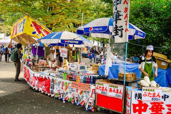 Earth Garden Festival Yoyogi Park Tokyo