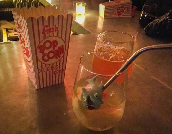 Pocket Bar Hell's Kitchen NYC