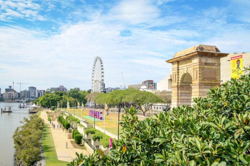 Photo of South Bank Brisbane Queensland