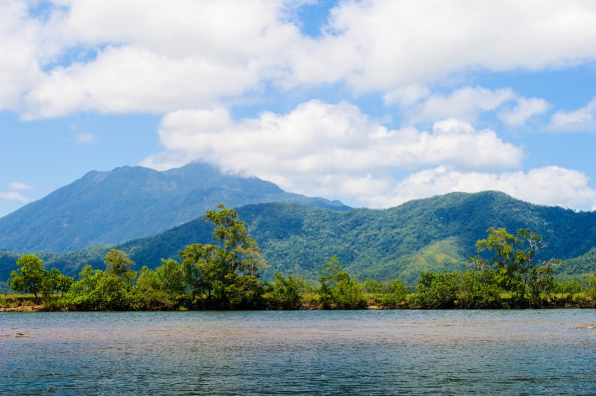 Photo of Daintree River in Daintree Rainforest, Queensland