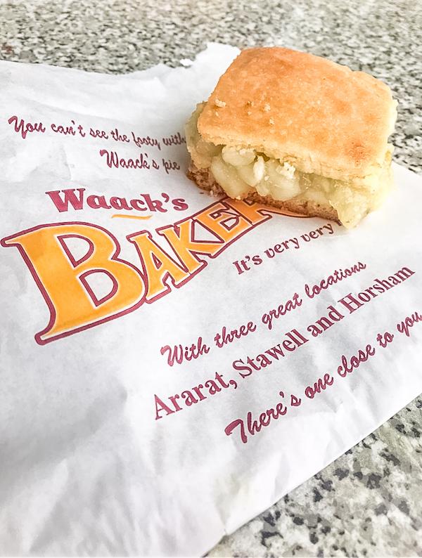 Waacks Bakery Stawell the grampians