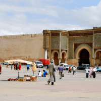 1 Day in Meknes, the Moroccan Versailles