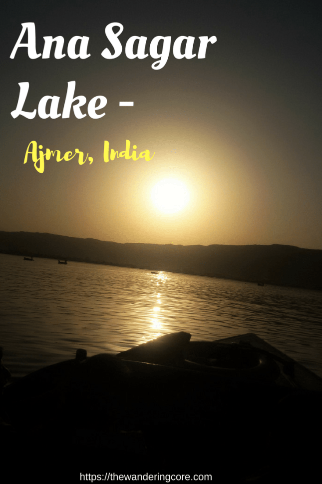 Ana Sagar lake Ajmer | Ana Sagar Lake - Ajmer India || Places to see in Ajmer || Things to do in Ajmer || Travelling || Ajmer Lake || Travel ||