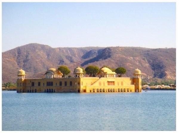 jal mahal Jaipur Rajasthan India