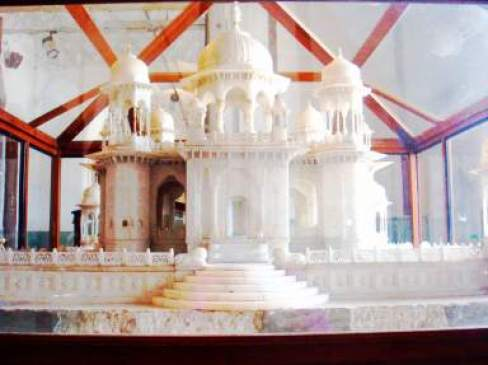 marble sculpture, Albert Hall museum Jaipur images, India