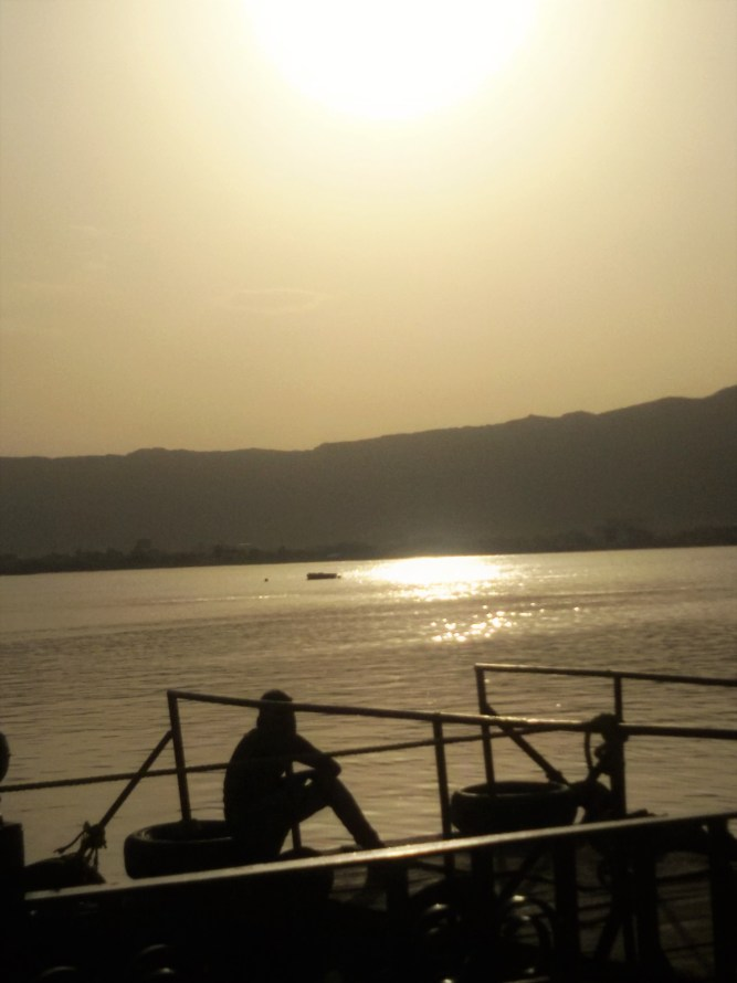 Ana Sagar Lake | Ajmer Lake, Rajasthan, India