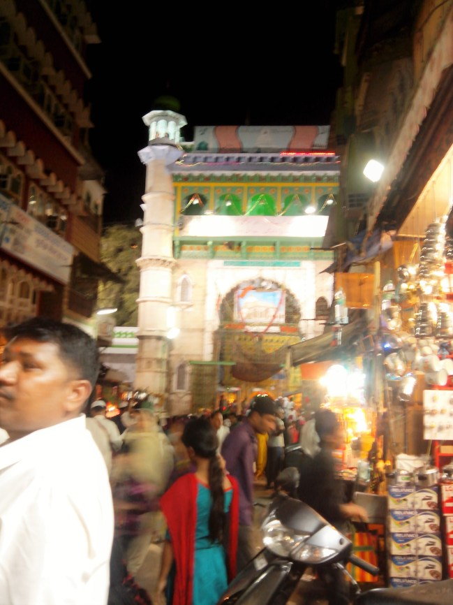 Things to see in Ajmer   Amjer Sharif - entry to the shrine, India