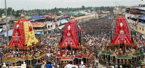 rathyatra of Jagannath Puri