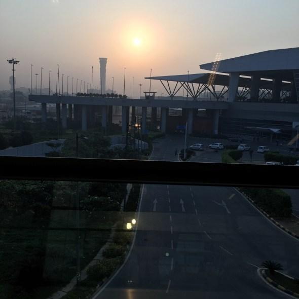 IGI airport Delhi