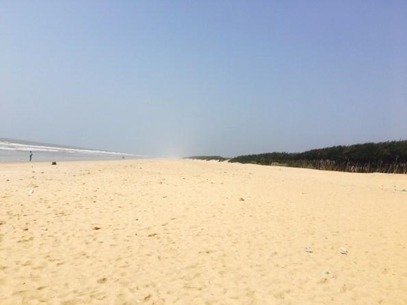 Konark Beach Odisha India | places to visit in Konark | things to do in Konark | Konark Sun Temple | Sun Temple Odisha | Odisha | India | Asia | #thewanderingcore #india #odisha #konarksuntemple