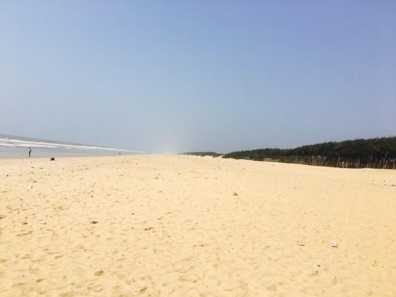 Konark Beach Odisha India