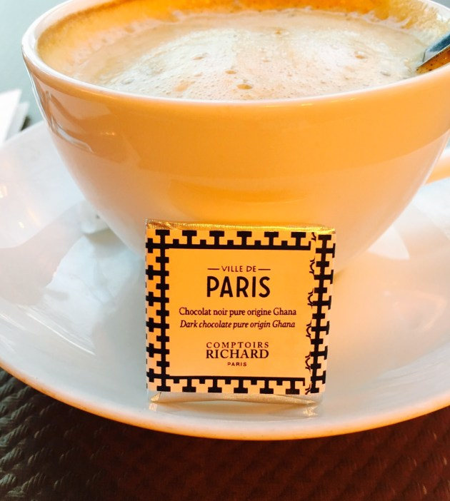 places to visit in Paris in 3 days | coffee in Paris cafe
