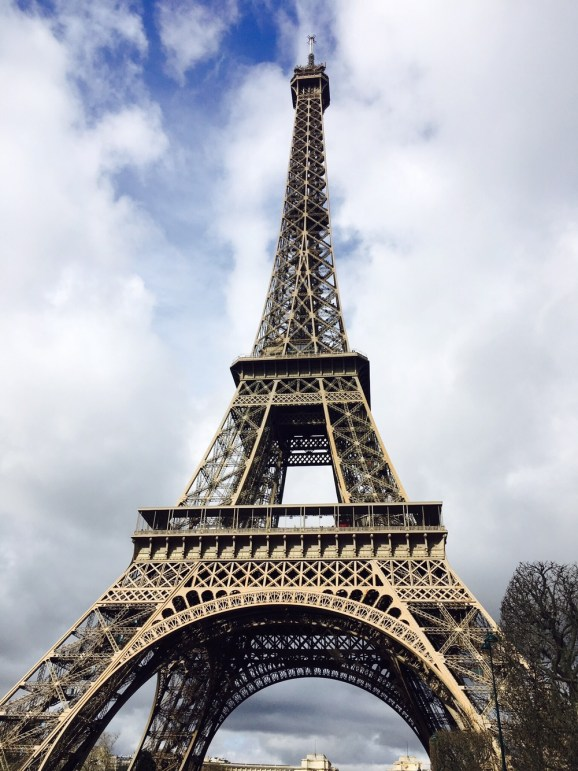 places to visit in Paris in 3 days | Eiffel Tower Paris