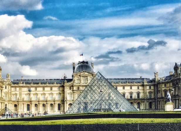 places to visit in Paris in 3 days | louvre museum paris, francw