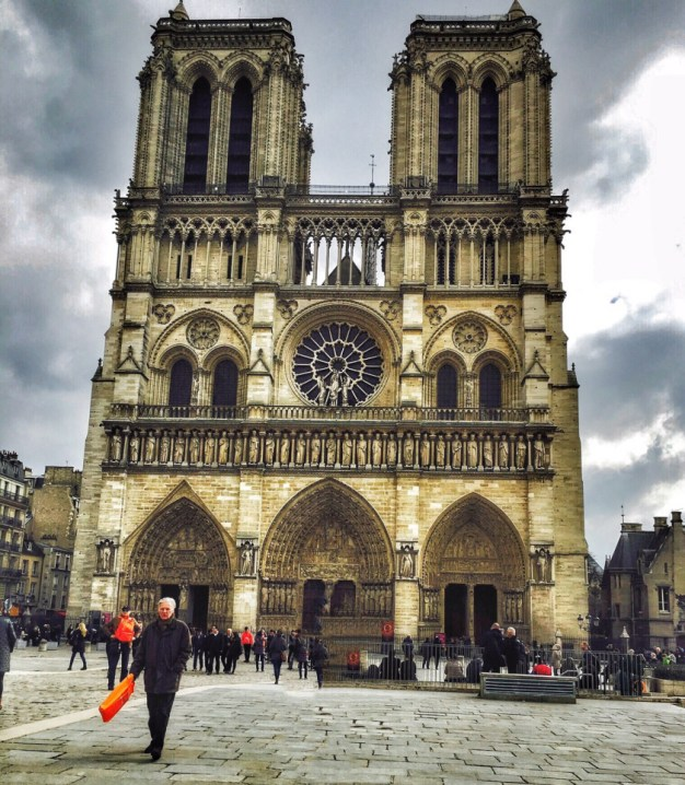 places to visit in Paris in 3 days| notre-dame-paris-france