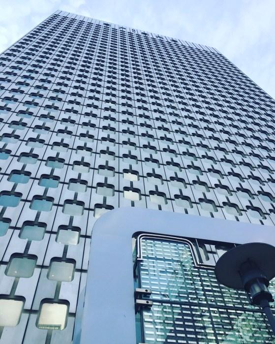 La Défense skyscraper Paris France | La Grande Arche de la Défense