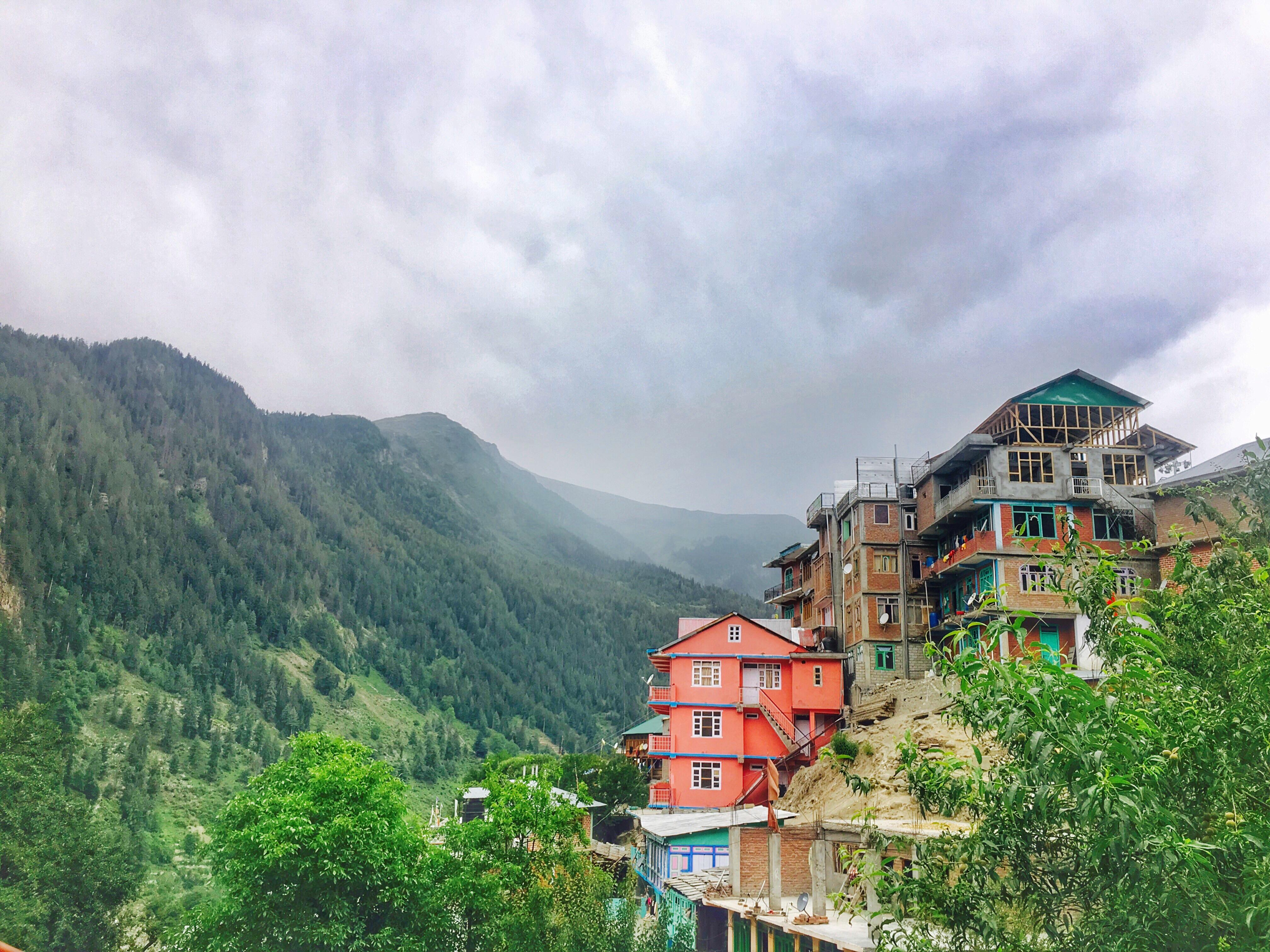 Drench yourself in scenic Sangla Valley Kinnaur