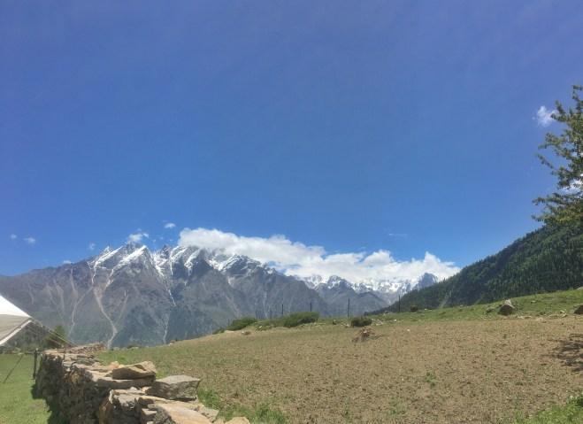 Sangla Kanda Himachal Pradesh India