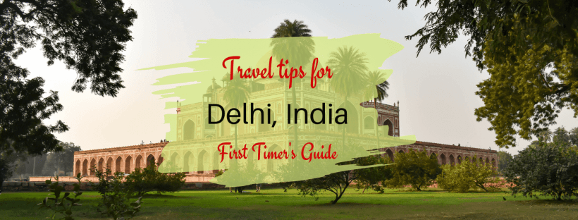 new delhi travel tips