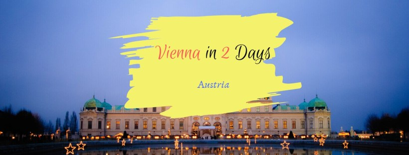 places to visit in Vienna in 2 days