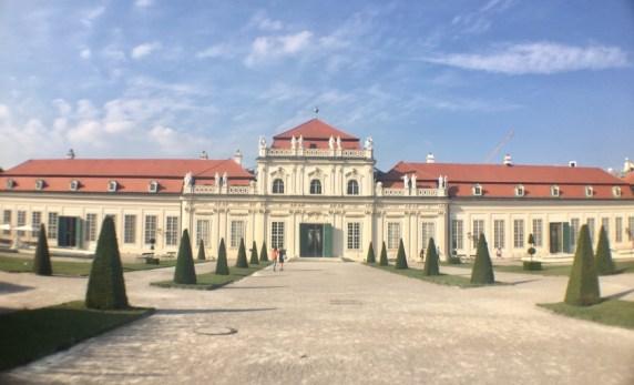 Places to visit in Vienna in 2 days | Belvedere Palace-Lower-Belvedere-Vienna-Austria