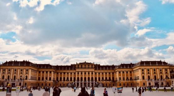 Places to visit in Vienna in 2 days | Schonbrunn Palace - Vienna-Austria