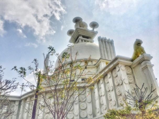 Shanti Stupa Odisha India