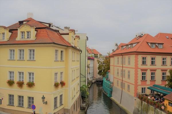 Prague - canal
